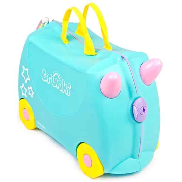 totul despre alegerea unor bagaje de vacanta pentru copii